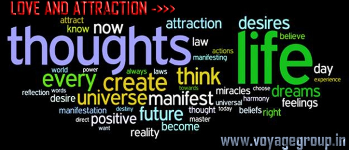 Laws of Attraction and Love