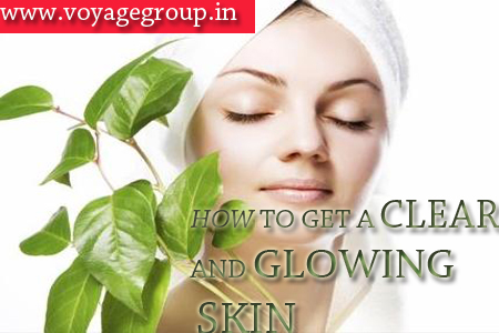 How to get a clear and glowing skin