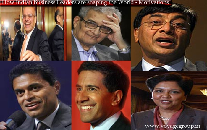 How Indian Business Leaders are shaping the World