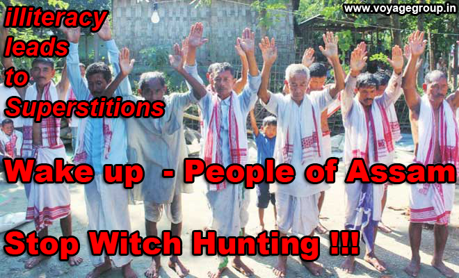 Witch Hunters of Assam