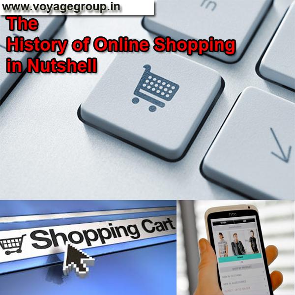 Short History of Online Shopping