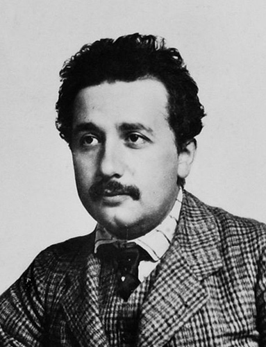 Albert Einstein at the age of 26