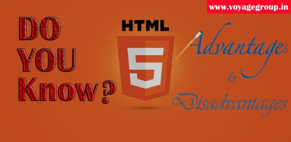 html 5 - advantages and disadvantages
